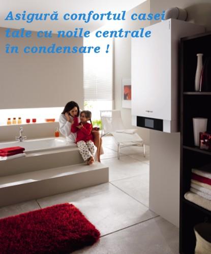 Centrale termice si accesorii
