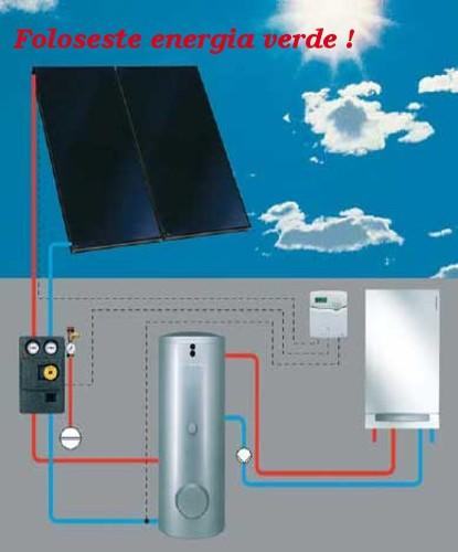 Panouri si sisteme solare